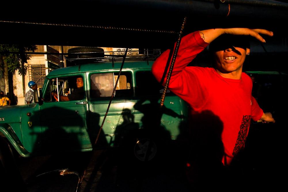 Photographic workshop Cuba